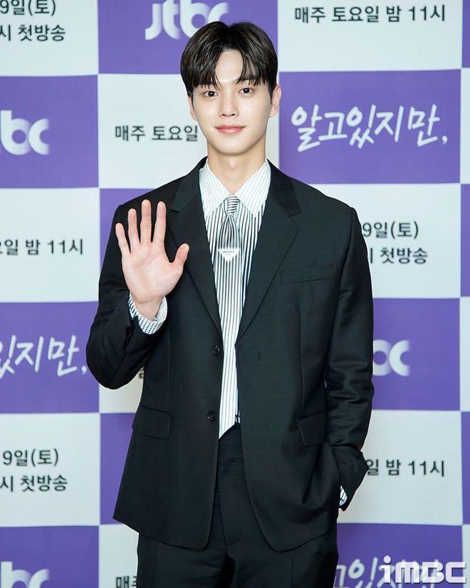 Song Kang tiết lộ giảm 5kg cho vai diễn mới trong phim 19+ cùng Han So Hee - ảnh 1