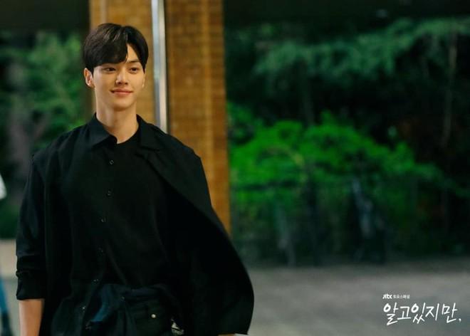 Song Kang tiết lộ giảm 5kg cho vai diễn mới trong phim 19+ cùng Han So Hee - ảnh 8