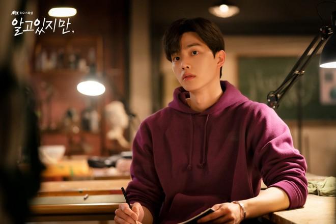 Song Kang tiết lộ giảm 5kg cho vai diễn mới trong phim 19+ cùng Han So Hee - ảnh 7