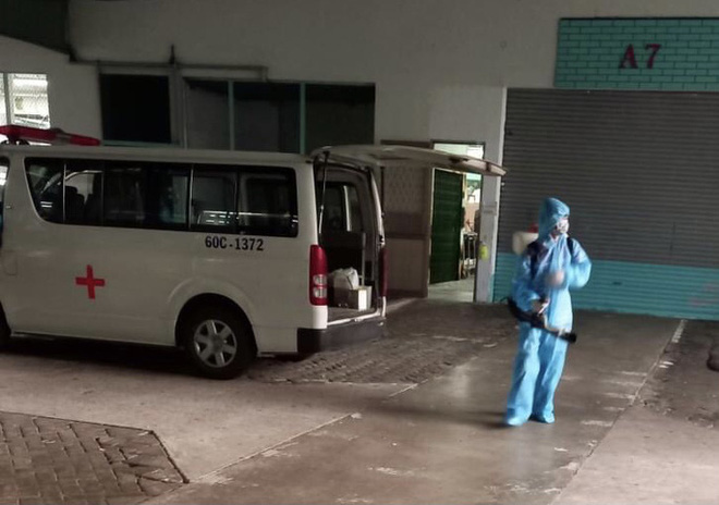 Vợ ca dương tính làm việc tại công ty Pousung, gần 20.000 công nhân được cho nghỉ - ảnh 1