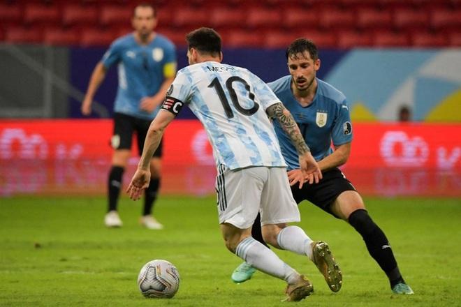 Messi kiến tạo giúp Argentina có thắng lợi đầu tiên tại Copa America 2021 - ảnh 3