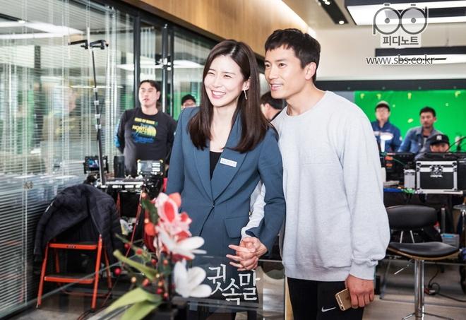 Mợ út tài phiệt của Mine Lee Bo Young: Hoa hậu bị gán mác tiểu tam, cự tuyệt tài tử Ji Sung rồi lại cùng chàng có kết đẹp như cổ tích - ảnh 16
