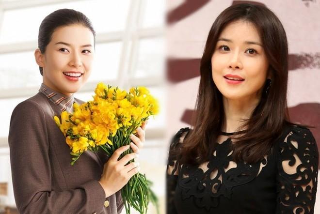 Mợ út tài phiệt của Mine Lee Bo Young: Hoa hậu bị gán mác tiểu tam, cự tuyệt tài tử Ji Sung rồi lại cùng chàng có kết đẹp như cổ tích - ảnh 5