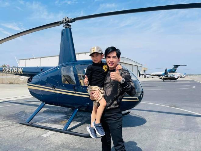 Rich kid ở Mỹ kiểu quý tử nhà Đan Trường: Đi trực thăng dạo phố, mê siêu xe và tận hưởng cuộc sống chuẩn giới thượng lưu - Ảnh 4.