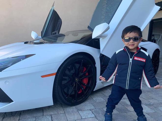 Rich kid ở Mỹ kiểu quý tử nhà Đan Trường: Đi trực thăng dạo phố, mê siêu xe và tận hưởng cuộc sống chuẩn giới thượng lưu - Ảnh 7.
