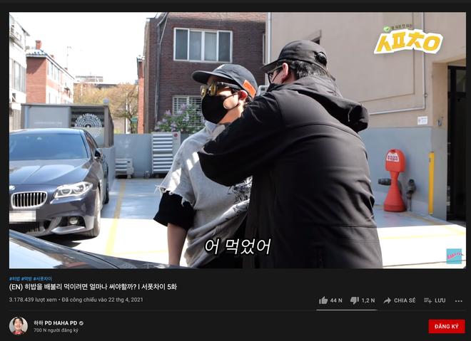Kim Jong Kook chính thức soán ngôi Haha, đạt hàng loạt thành tích rất khó tin và trở thành YouTuber số 1 của Running Man - ảnh 8