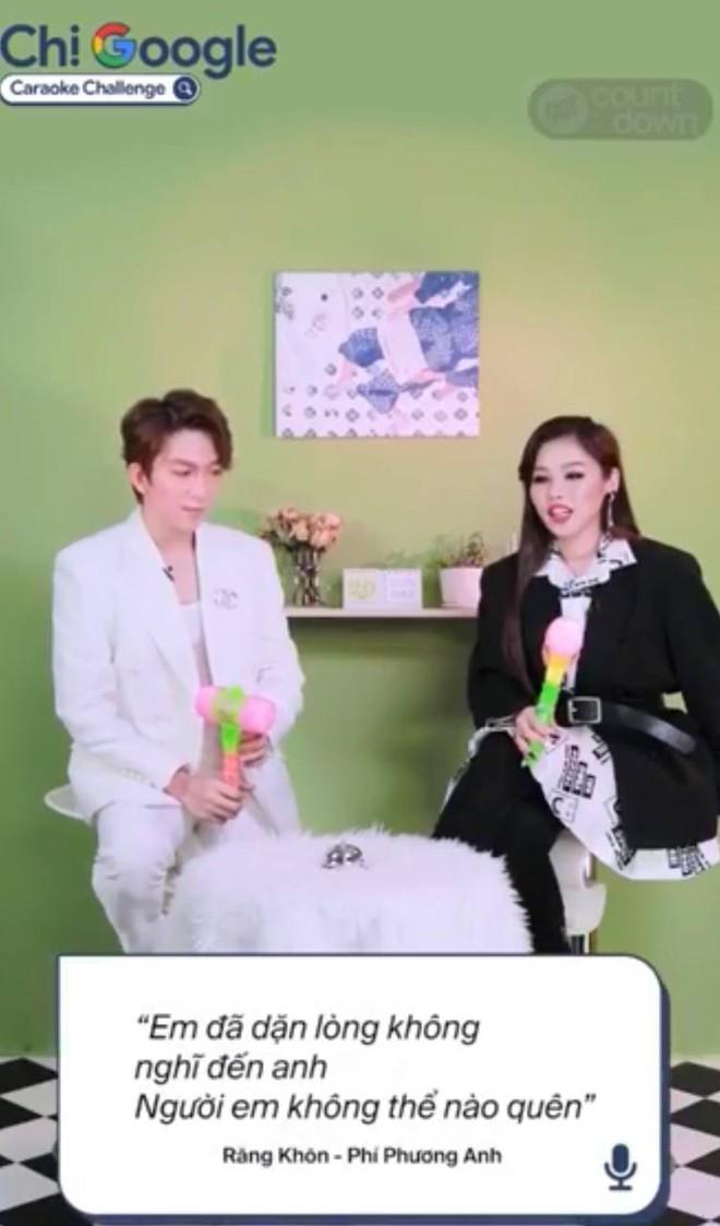 Tăng Phúc và Trương Thảo Nhi hát 3 hit khuấy đảo Vpop, thừa nhận hay nghe bài của Sơn Tùng mà không thuộc - ảnh 2