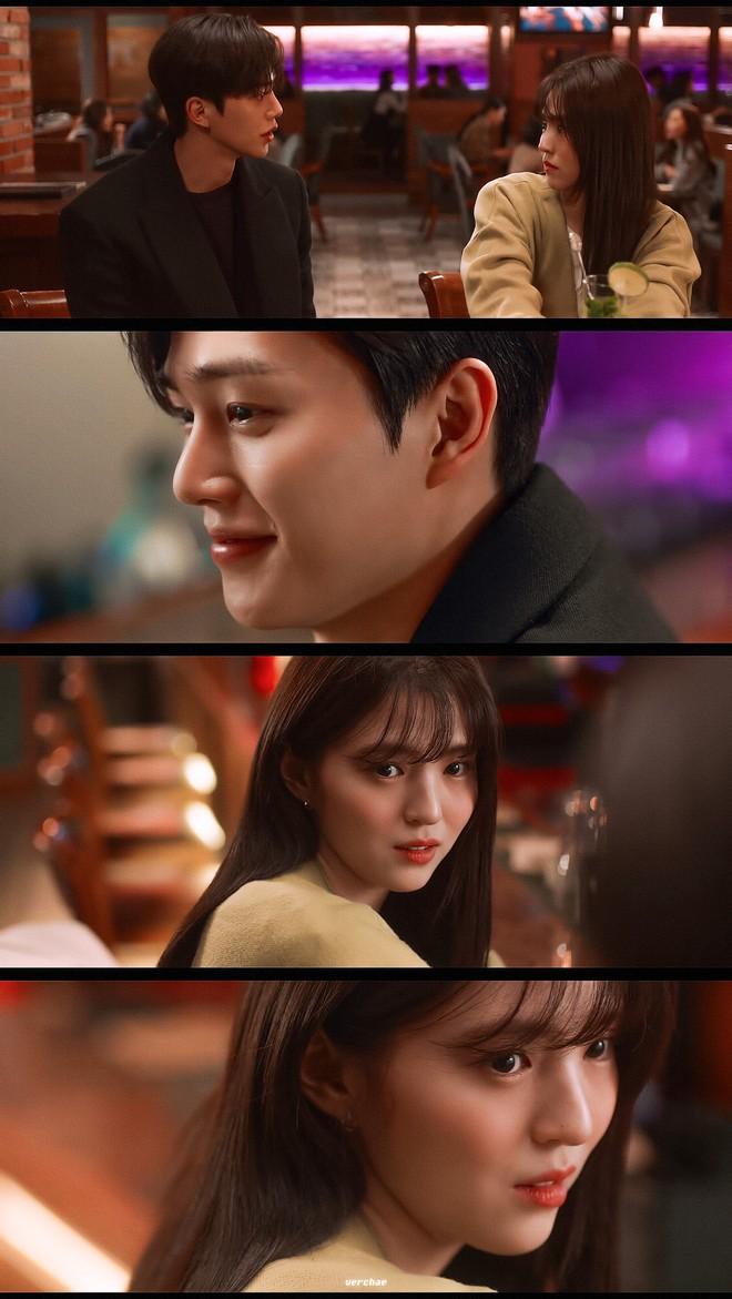 Song Kang - Han So Hee khiến khán giả sốc visual ở Nevertheless, còn ai chê nhìn giống hai chị em không? - ảnh 1