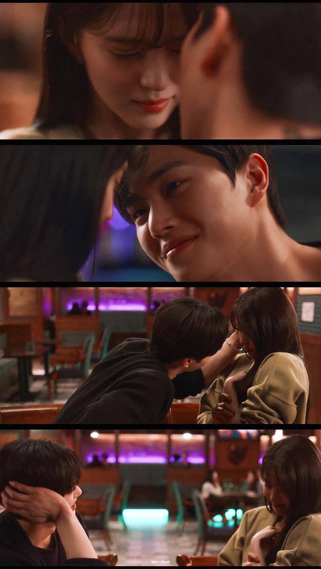 Song Kang - Han So Hee khiến khán giả sốc visual ở Nevertheless, còn ai chê nhìn giống hai chị em không? - ảnh 5