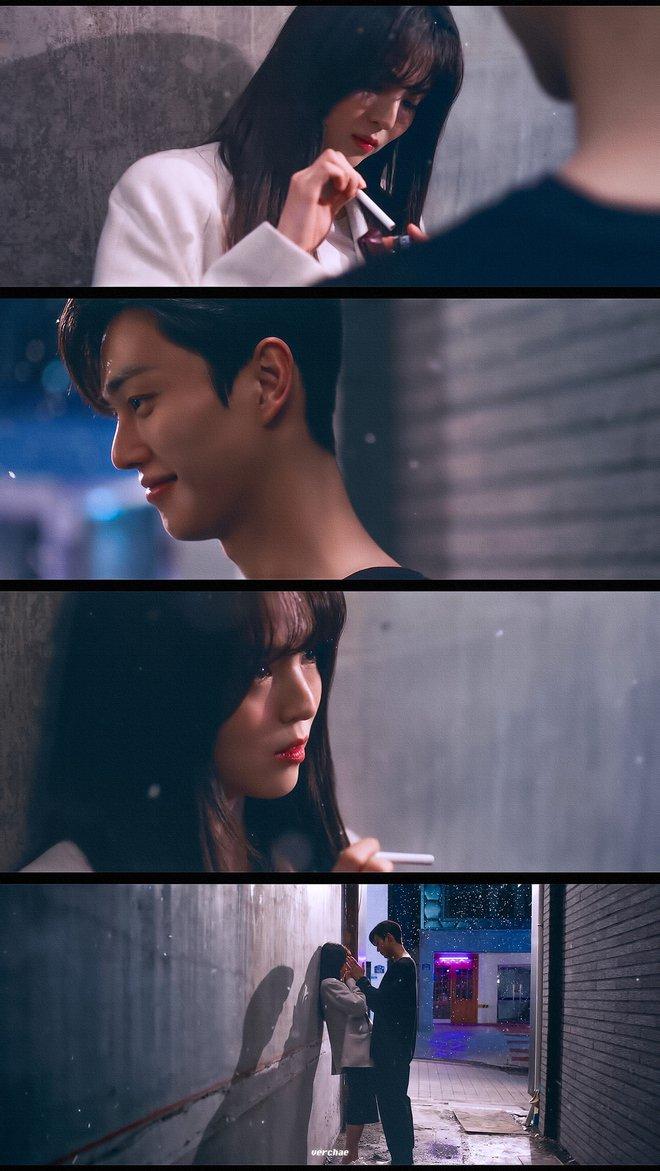 Song Kang - Han So Hee khiến khán giả sốc visual ở Nevertheless, còn ai chê nhìn giống hai chị em không? - ảnh 6