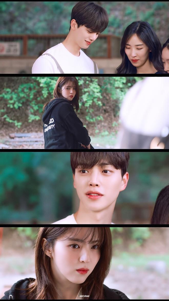Song Kang - Han So Hee khiến khán giả sốc visual ở Nevertheless, còn ai chê nhìn giống hai chị em không? - ảnh 8
