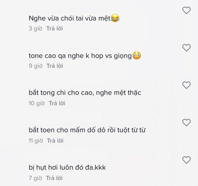 Nam ca sĩ gây ồn ào với loạt ca khúc nhạc Hoa lời Việt vấp phải gạch đá khi hát dân ca: Nghe vừa chói tai vừa mệt - ảnh 4