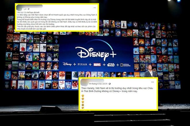 Rộ tin Việt Nam là thị trường châu Á duy nhất bị Disney+ bỏ rơi khiến netizen kêu trời, thực hư ra sao? - ảnh 2