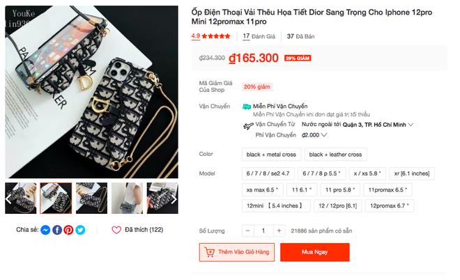 Soi chiếc ốp iPhone của Jisoo (BLACKPINK), giá hơn 13 triệu nhưng đã sold out, fan có thể cheap moment chỉ với 100K? - ảnh 5