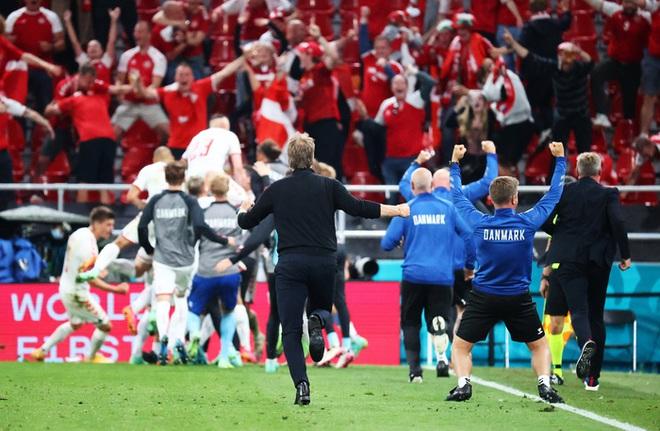 Báo chí thế giới ngã mũ thán phục trước màn thoát hiểm thần kỳ của Đan Mạch ở Euro 2020 - ảnh 2