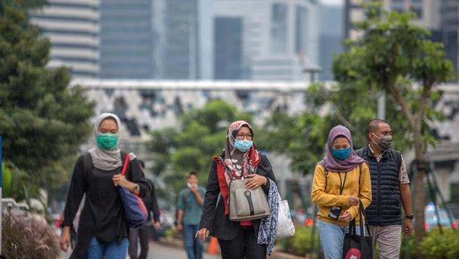 Indonesia vượt mốc 2 triệu ca Covid-19, đối diện nguy cơ khủng hoảng y tế - ảnh 1