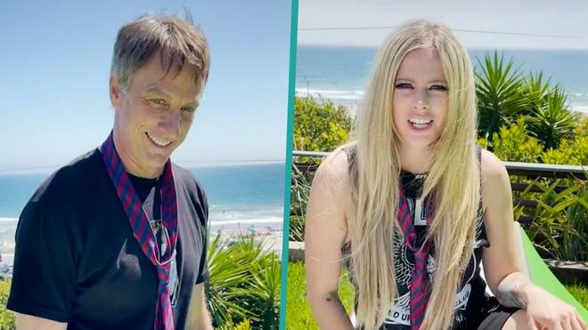 3,4 triệu người đang phát sốt vì clip của Avril Lavigne, nhan sắc sau 20 năm muốn lập kỷ lục hack tuổi thế giới hay gì? - ảnh 4