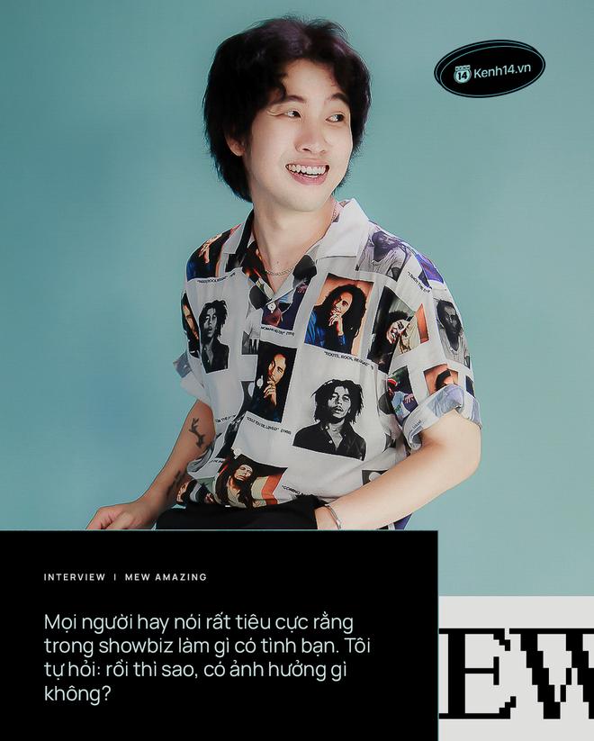 Nhạc sĩ Mew Amazing: Đem sản phẩm nhạc Hoa về viết lại lời cũng không xong rồi trình diễn, sao dễ dãi thế? - ảnh 18