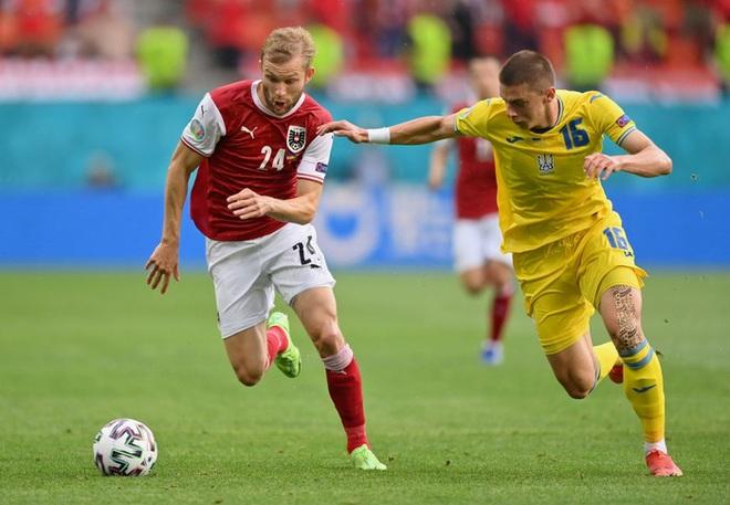 Đánh bại đối thủ trực tiếp Ukraine, tuyển Áo làm nên lịch sử tại Euro 2020 - ảnh 4