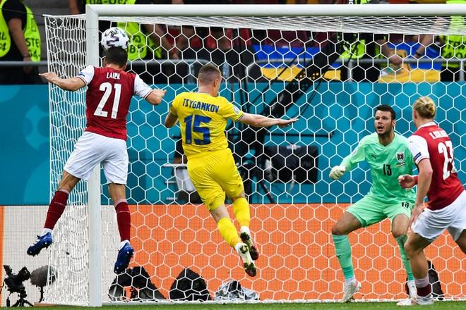 Đánh bại đối thủ trực tiếp Ukraine, tuyển Áo làm nên lịch sử tại Euro 2020 - ảnh 6
