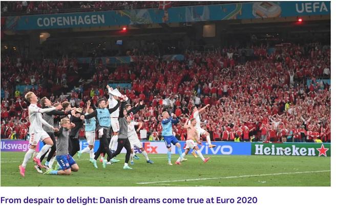Báo chí thế giới ngã mũ thán phục trước màn thoát hiểm thần kỳ của Đan Mạch ở Euro 2020 - ảnh 6