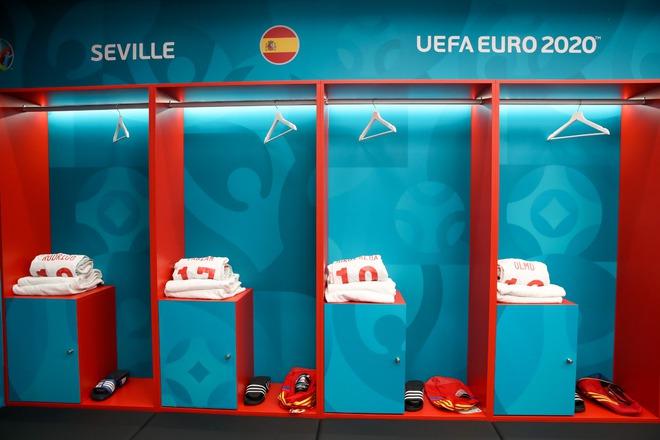 Trực tiếp Tây Ban Nha 0-0 Slovakia (hiệp 1, Euro 2020): Mệnh lệnh phải thắng - ảnh 1