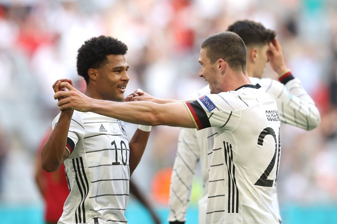 Trực tiếp Đức 0-0 Hungary (Euro 2020): Cửa ải cuối cùng của Những cỗ xe tăng - ảnh 1