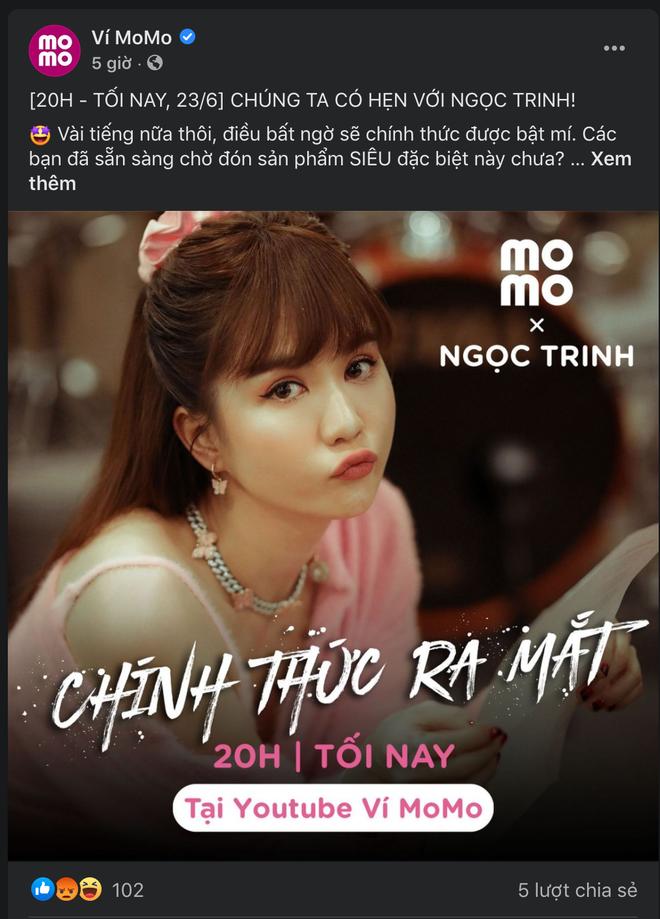 Cộng đồng mạng phản ứng gay gắt với MV Ngọc Trinh hợp tác cùng MoMo, 9 người 10 ý tranh cãi dữ dội - ảnh 6