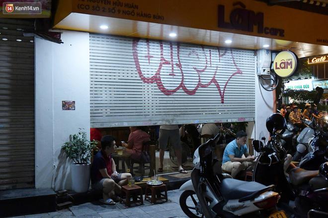 Hà Nội: Nhiều quán nhốt khách, cố bán tiếp sau quy định đóng cửa trước 21h - ảnh 4