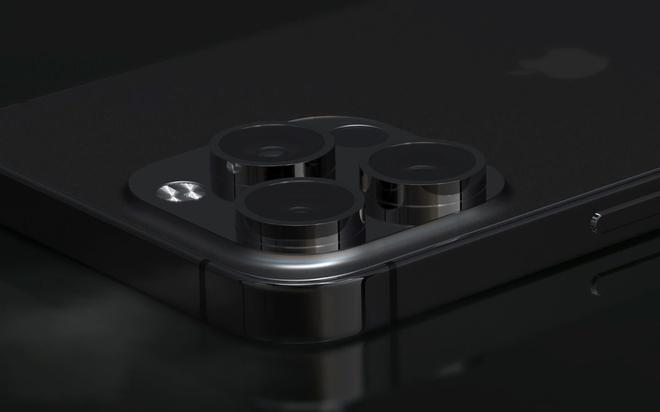 """Lộ concept iPhone 13 Pro Max màu đen """"bí ẩn"""", nhưng sao lại thế này? - ảnh 2"""