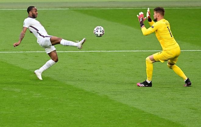 Sterling tiếp tục trở thành người hùng giúp tuyển Anh đánh bại CH Séc tại Euro 2020 - ảnh 2