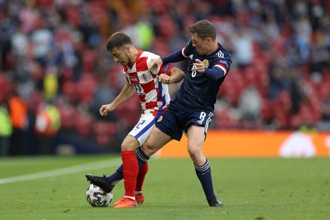 Thắng Scotland, Croatia chiếm luôn tấm vé chính thức vào vòng 1/8 Euro 2020 - ảnh 3