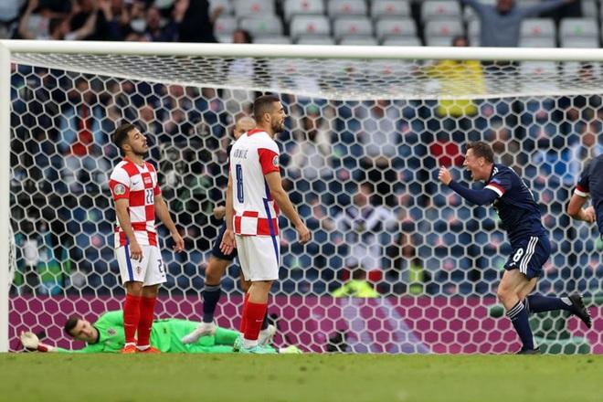 Thắng Scotland, Croatia chiếm luôn tấm vé chính thức vào vòng 1/8 Euro 2020 - ảnh 4
