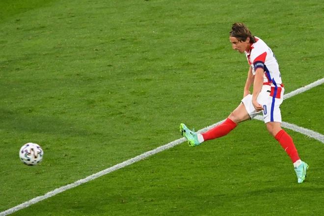 Thắng Scotland, Croatia chiếm luôn tấm vé chính thức vào vòng 1/8 Euro 2020 - ảnh 6