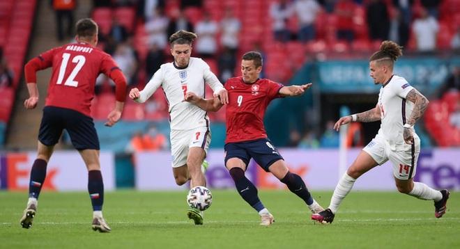Sterling tiếp tục trở thành người hùng giúp tuyển Anh đánh bại CH Séc tại Euro 2020 - ảnh 8