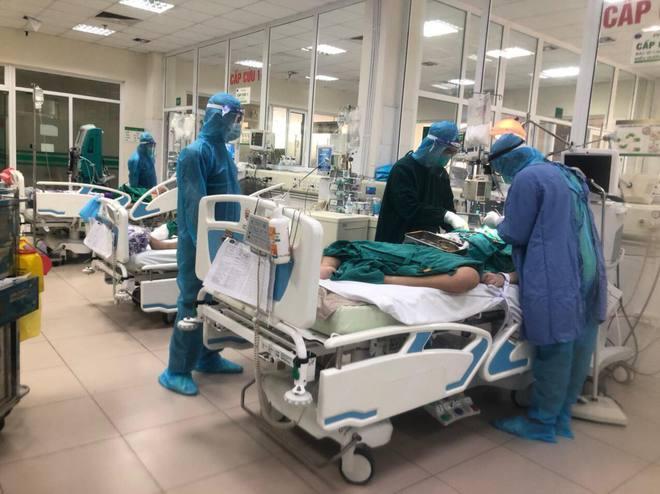 Bộ Y tế công bố thêm 2 bệnh nhân Covid-19 tử vong - ảnh 1