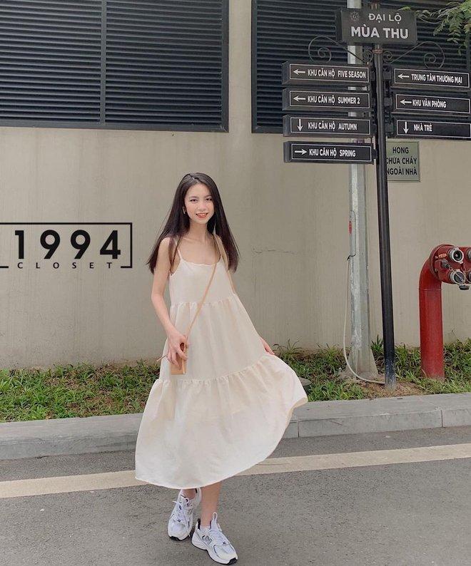 """Hà Hồ - Lệ Quyên """"đại chiến"""" váy Zara siêu dễ mặc, lại đang được sale chị em mua theo ngon ơ - ảnh 9"""