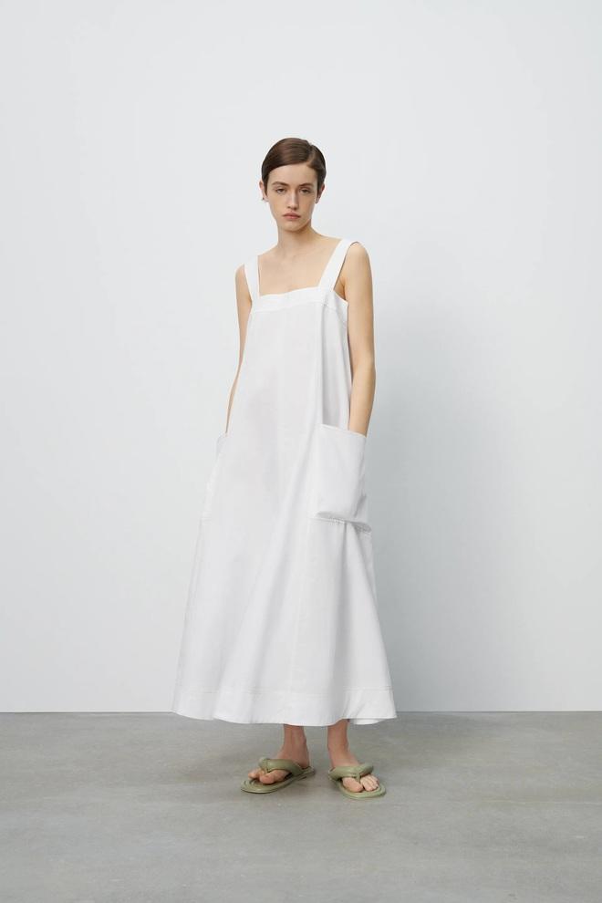 """Hà Hồ - Lệ Quyên """"đại chiến"""" váy Zara siêu dễ mặc, lại đang được sale chị em mua theo ngon ơ - ảnh 7"""