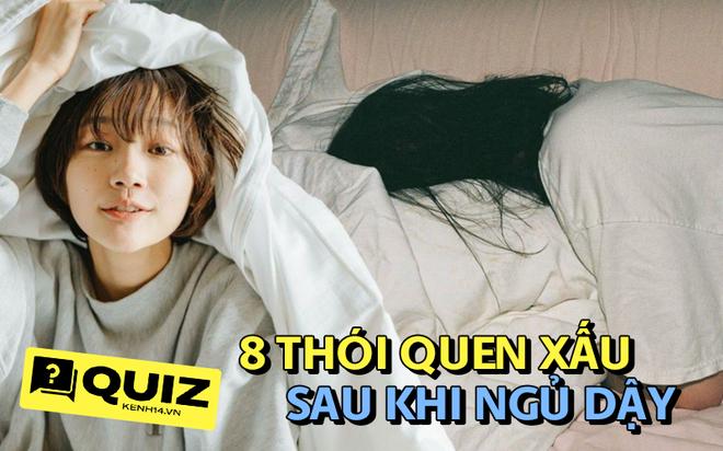 Quiz: 8 thói quen khi thức dậy vào buổi sáng khiến vóc dáng ngày càng xấu đi, cơ thể dễ ốm, liệu bạn có mắc phải? - ảnh 1