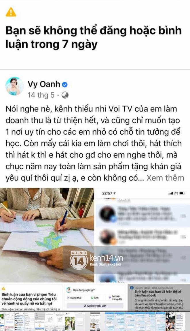 Độc quyền: Vy Oanh tung bằng chứng đập tan nghi vấn làm giả ảnh từ thiện, phẫn nộ vì có kẻ report Facebook và đánh cắp số điện thoại - Ảnh 3.
