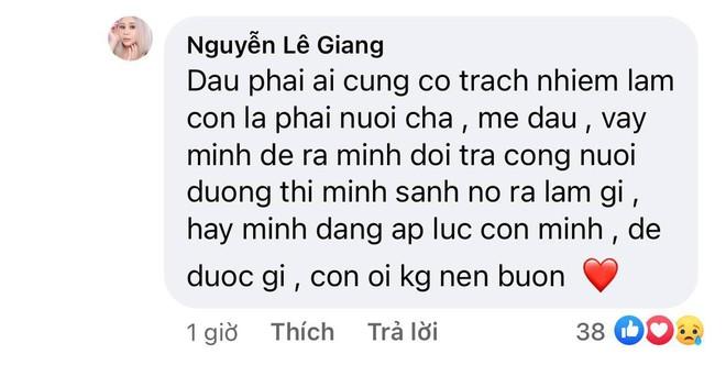 Drama nội bộ gia đình: Duy Phước lên tiếng khi bị bố ruột tố không phụng dưỡng, Lê Giang bức xúc nói 1 tràng đạo lý - Ảnh 5.