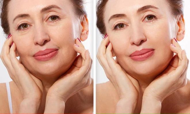 Bài tập 1 phút của người Nhật để ngăn ngừa và loại bỏ nếp nhăn quanh mắt cực hiệu quả - ảnh 1