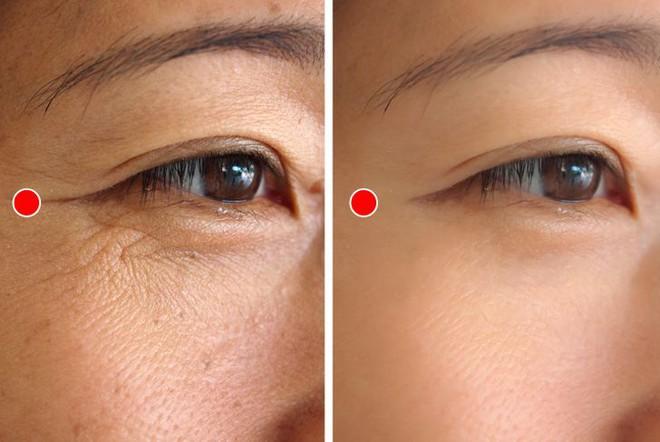 Bài tập 1 phút của người Nhật để ngăn ngừa và loại bỏ nếp nhăn quanh mắt cực hiệu quả - ảnh 2