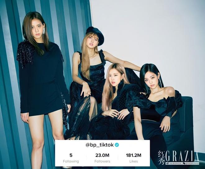 Top 5 nghệ sĩ, nhóm nhạc K-pop có lượng followers khủng nhất trên TikTok, Rosé (BLACKPINK) chỉ đứng thứ 4 vậy top 3 là ai? - ảnh 4