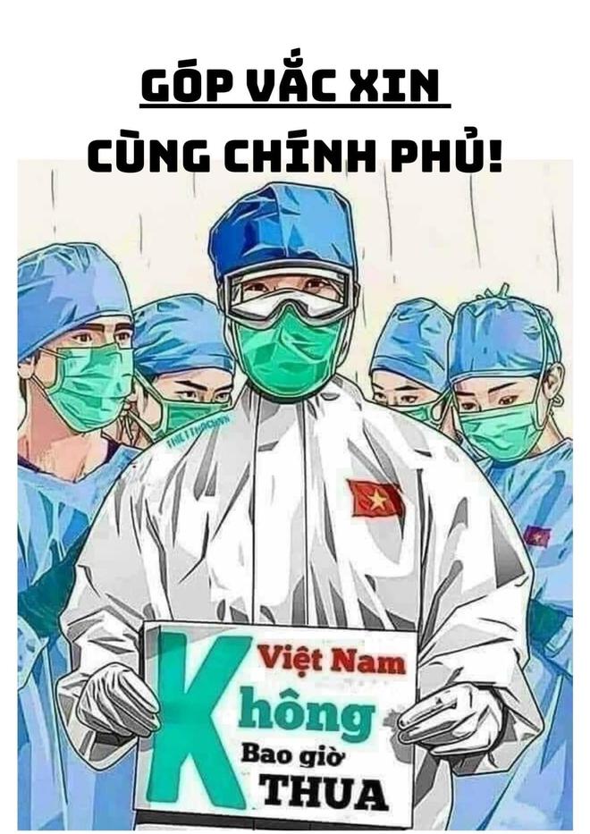 MC Diệp Chi tuyên bố không thể đứng ngoài trend, chuyển luôn 50 triệu ủng hộ Quỹ vaccine Covid-19! - ảnh 3