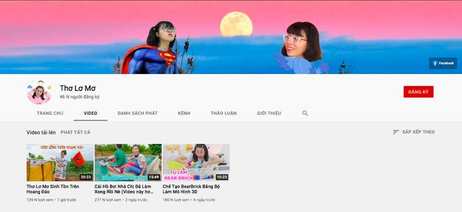 Không chỉ lập kênh YouTube mới, Thơ Nguyễn còn đổi luôn tên tài khoản TikTok? - ảnh 1