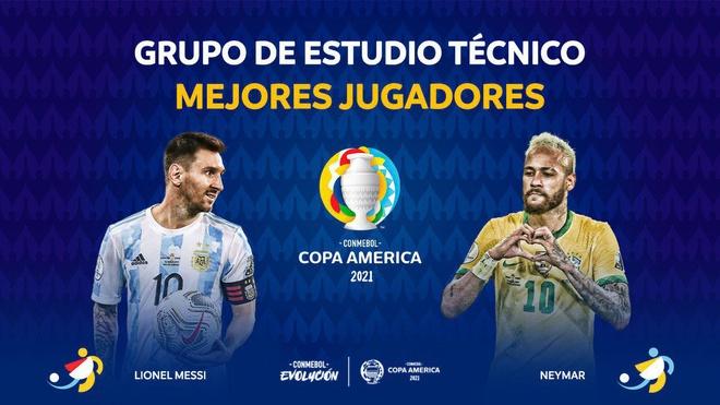 Dẫn dắt Argentina vô địch Nam Mỹ, giờ thì Messi không còn phải cúi đầu hổ thẹn trước Ronaldo về danh hiệu với đội tuyển - Ảnh 21.