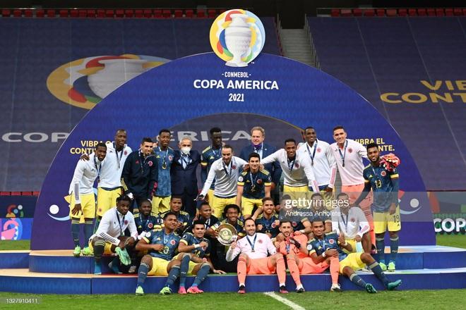 Dẫn dắt Argentina vô địch Nam Mỹ, giờ thì Messi không còn phải cúi đầu hổ thẹn trước Ronaldo về danh hiệu với đội tuyển - Ảnh 20.