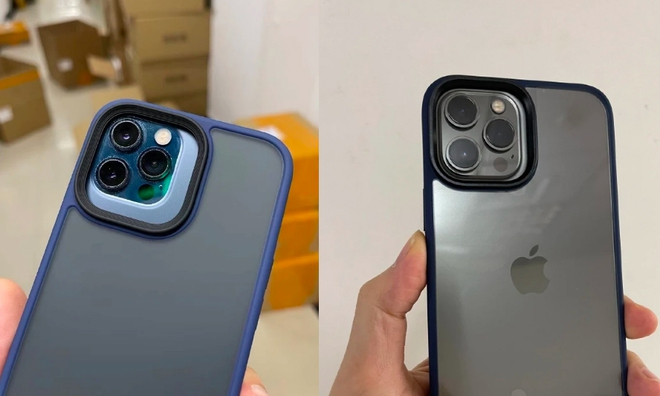 Xem concept iPhone 13 Pro Max màu đỏ, đẹp mãn nhãn! - ảnh 2