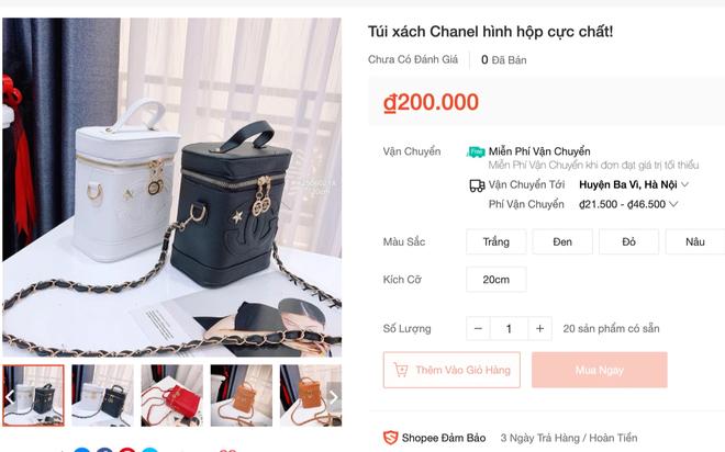 """Bóc giá hàng hiệu hội """"hot girl tài chính"""": Chanel, Gucci có thể không thấy trên web chính hãng chứ mấy trăm nghìn trên mạng thì đầy - Ảnh 6."""